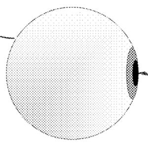 photo of Apple 'glint-assisted gaze tracker' involves 'Apple Glasses' image