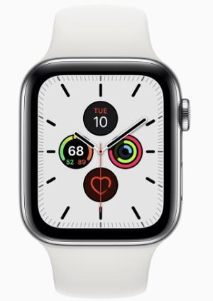 photo of The Apple Watch may one day be able to tell whether you're indoors or outdoors image