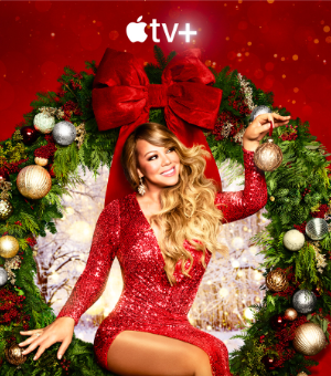 photo of Apple shares trailer for 'Mariah Carey's Magical Christmas Special' image