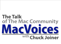 photo of 'MacVoices Live!' panel discusses who got which new M1 Mac image