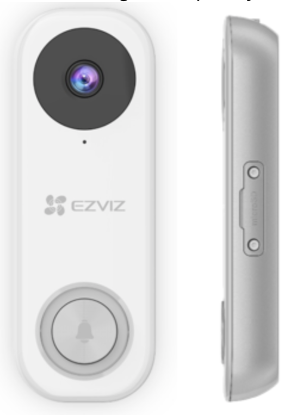 photo of EZVIZ introduces the DB1C Wi-Fi Video Doorbell image