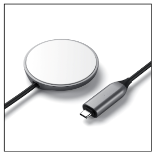 photo of Satechi's new magnetic charging cable is designed for the iPhone 12 image