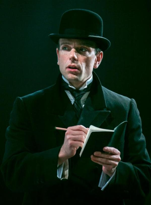 Paul Alexander Nolan   as Professor Henry Higgins