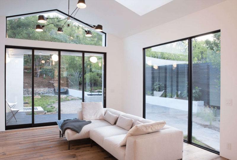 Glendessary Lane Modern Home - Dwell Magazine