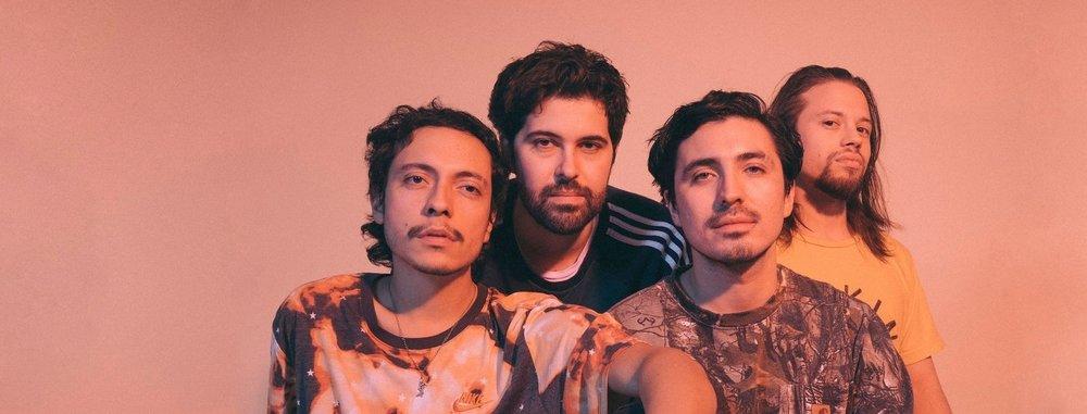 Divino Niño announce new LP 'Foam'