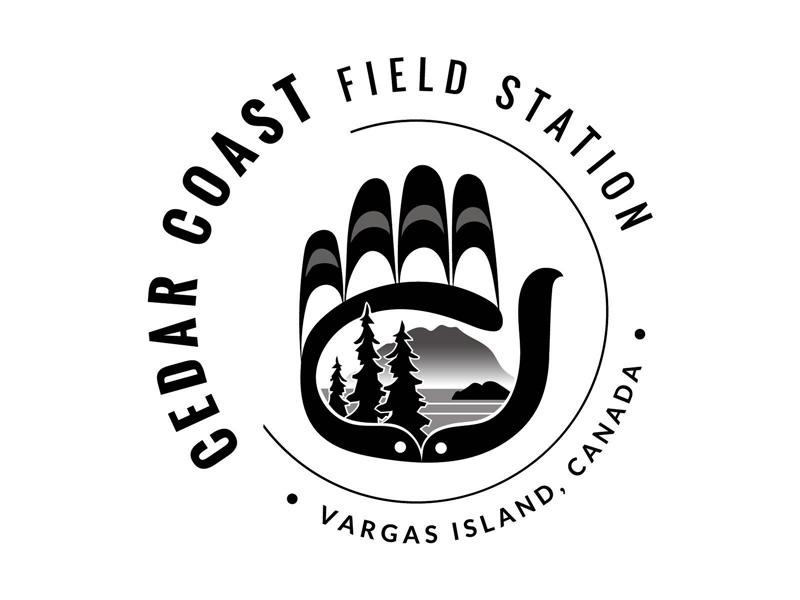 Cedar Coast Field Station on Vargas Island Logo