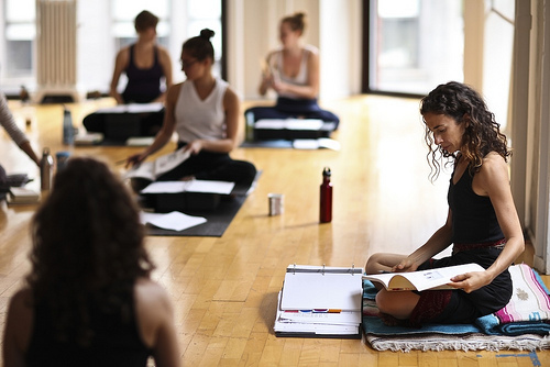 how to pay for yoga teacher training