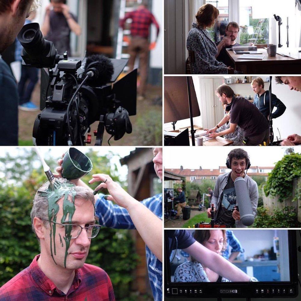 Opnames Jordens commercial - Een kleine impressie van een leuke maar hectische dag