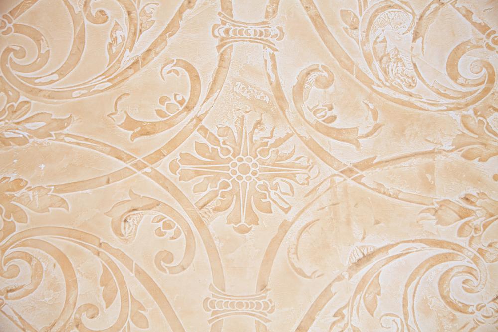Embossed Venetian Plaster1
