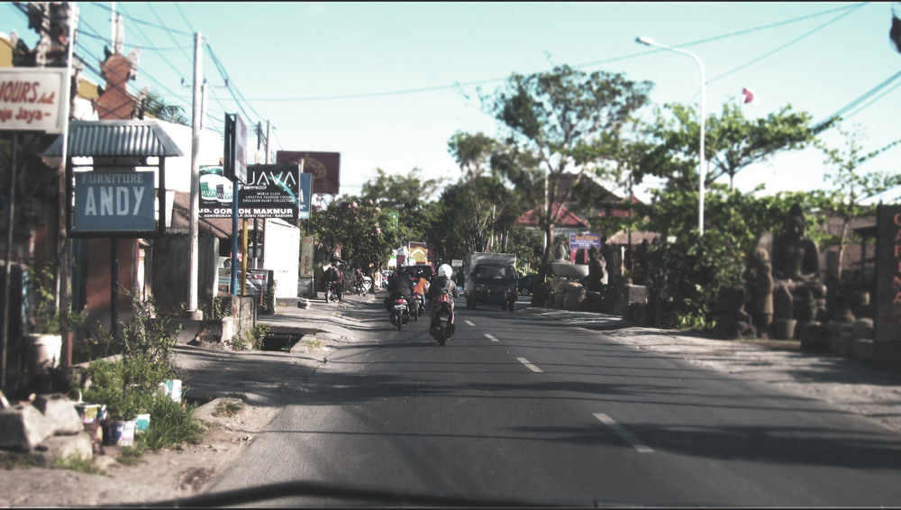 Bali Streetlife, 2013.