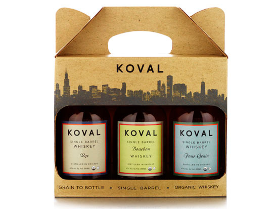 Image Courtesy of Koval Distillery.