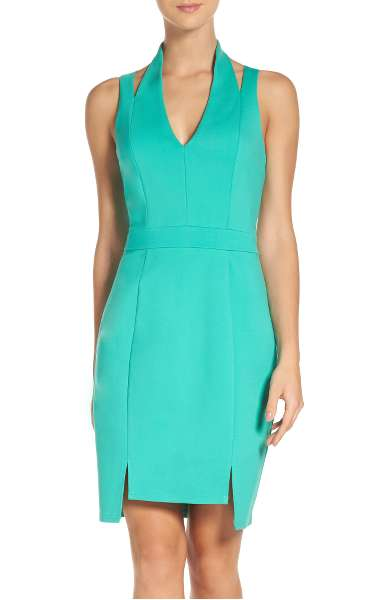 Nordstrom, Adelyn Rae Cutout Dress.