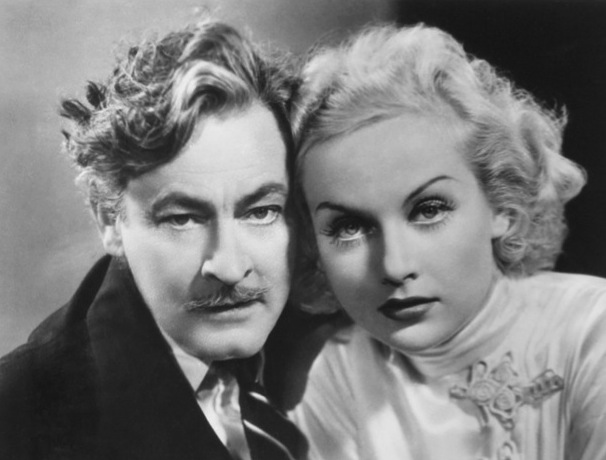 Lionel Barrymore and Carol Lombard, On the 20th Century.jpg