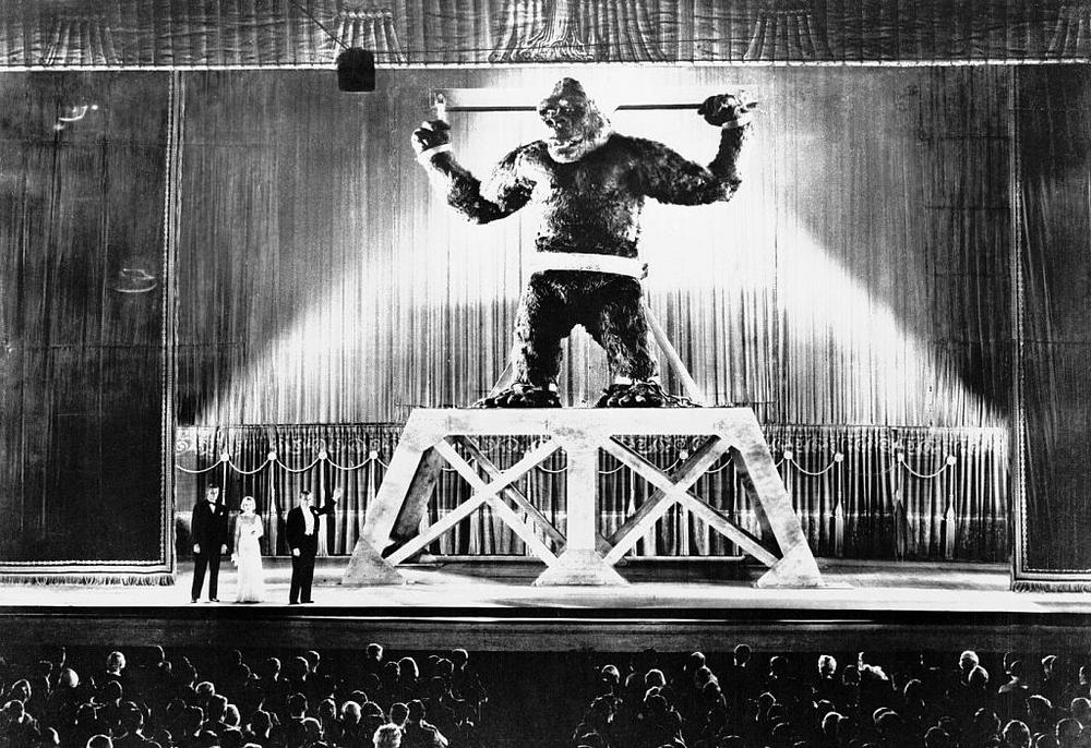 King Kong , despite its iconic status is often dismissed for its simplicity and naivety.  But its genius is in how it   invites interpretation and sparks imagination, allowing us to find answers and seek meaning when we are handed only mystery.
