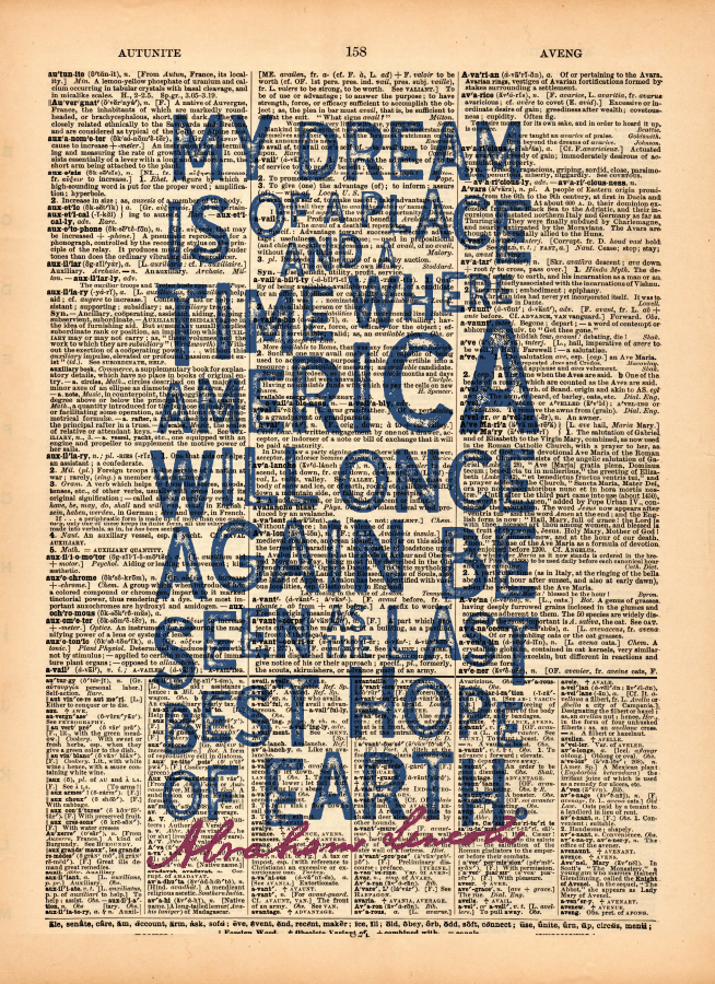 abraham lincoln my dream Quote (dic).jpg