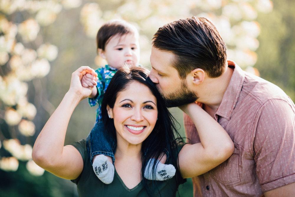 Seattle Family Photographer - Redmond