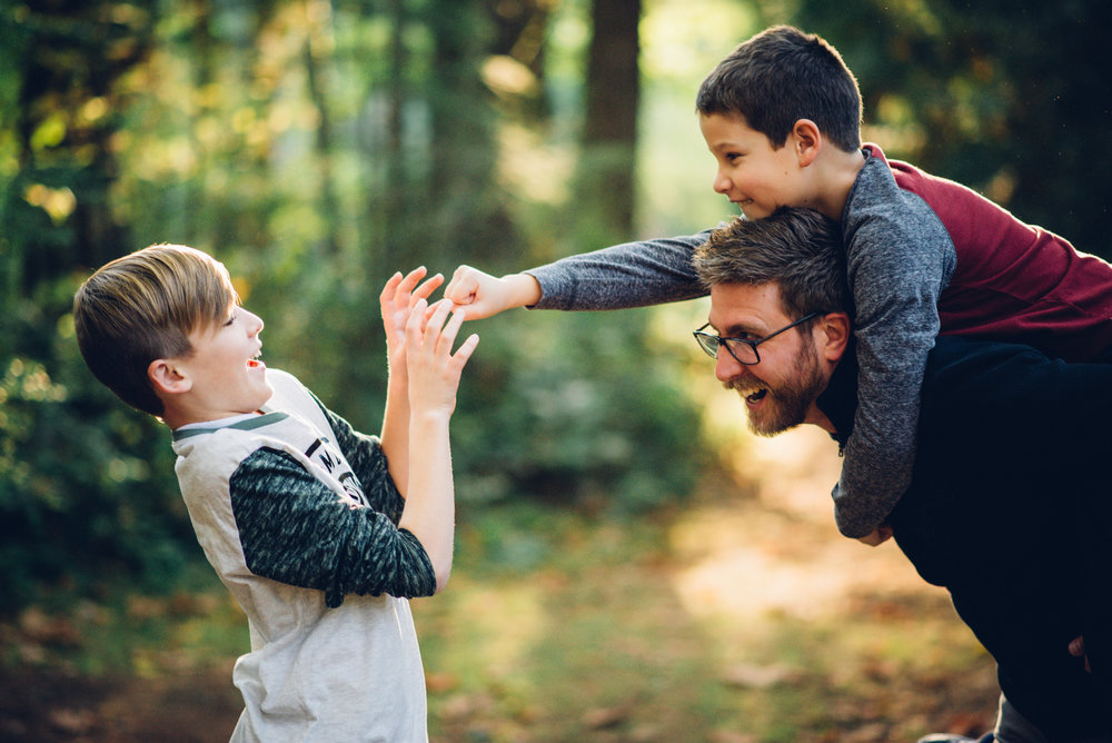 Seattle Family Photographer - Sammamish