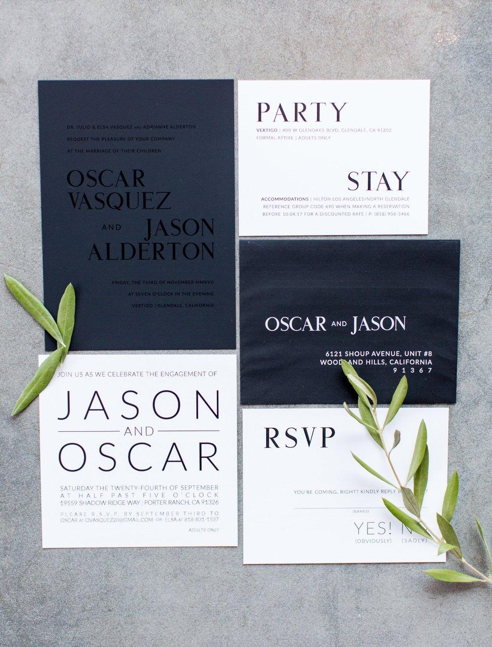 OSCAR & JASON