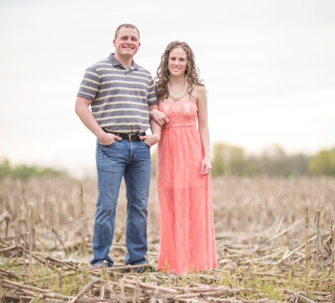 Caitlin+EJ: Country Engagement Shoot