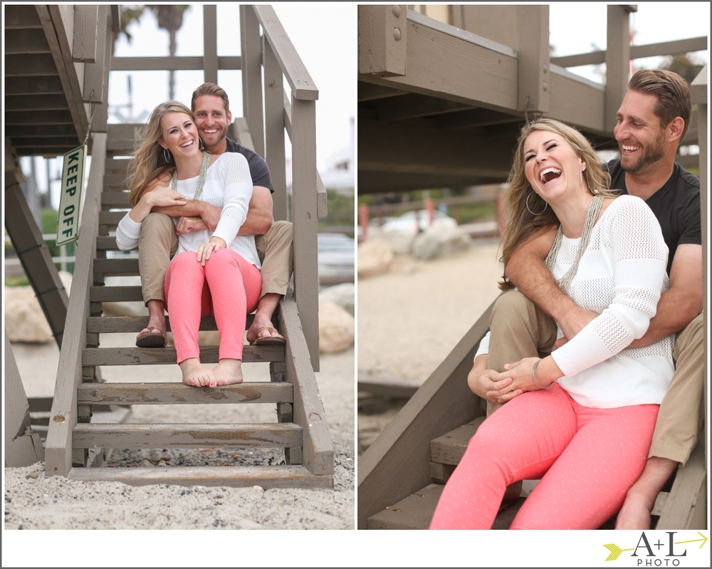 San Clemente Engagement Session