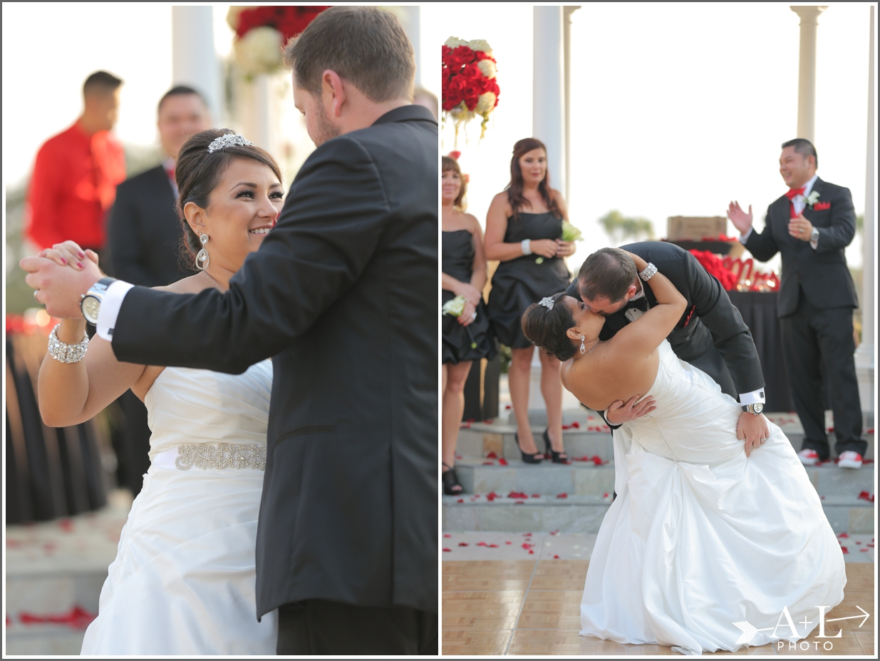 Newport Marriott Wedding, First Dance