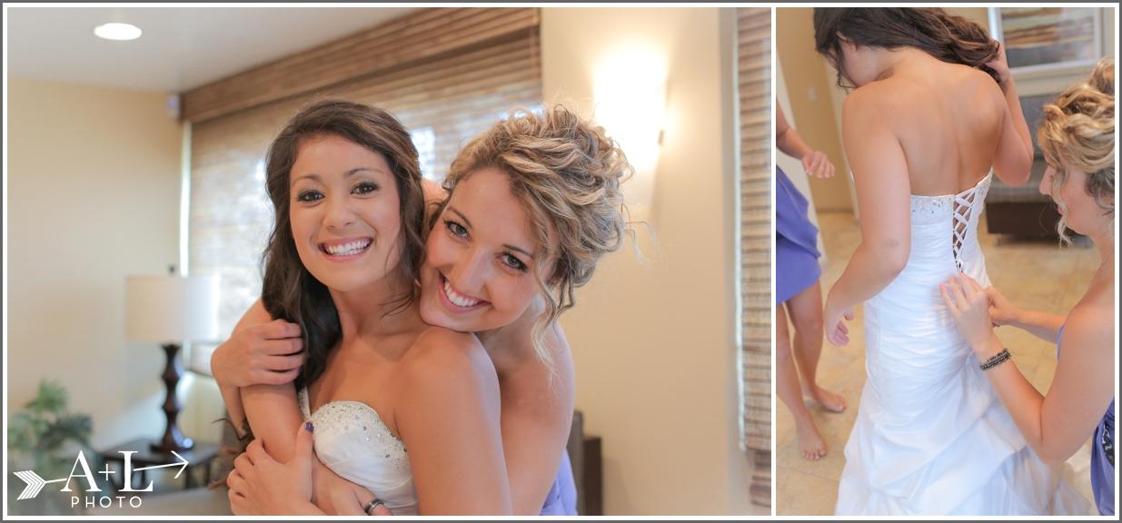 Wedding Dress Redondo Beach Wedding