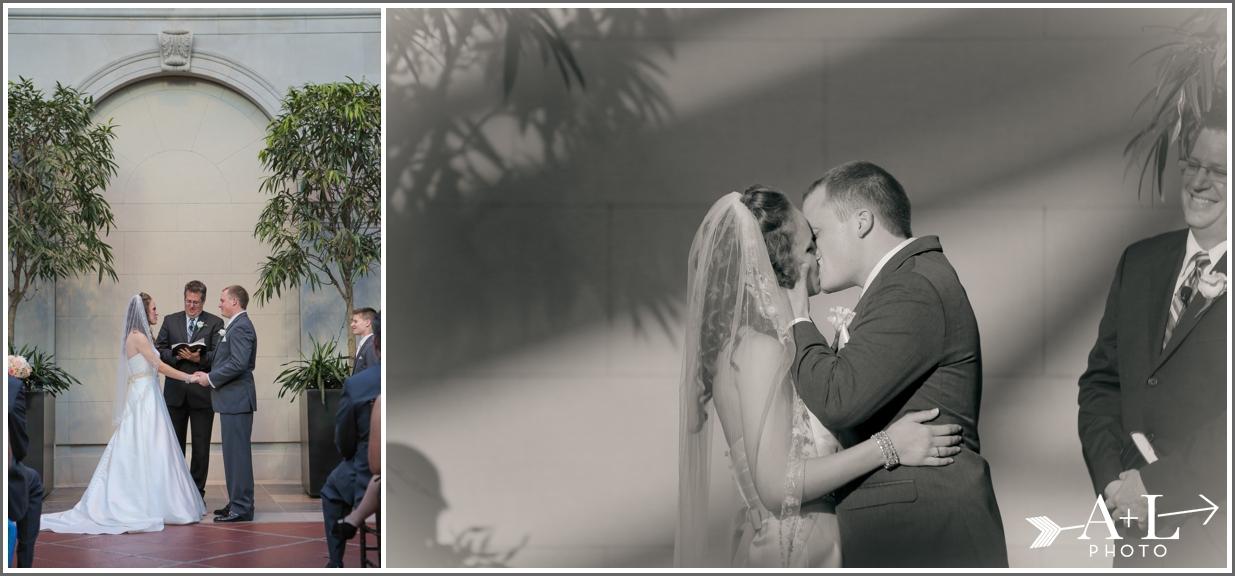 Caitlin + EJ Wedding