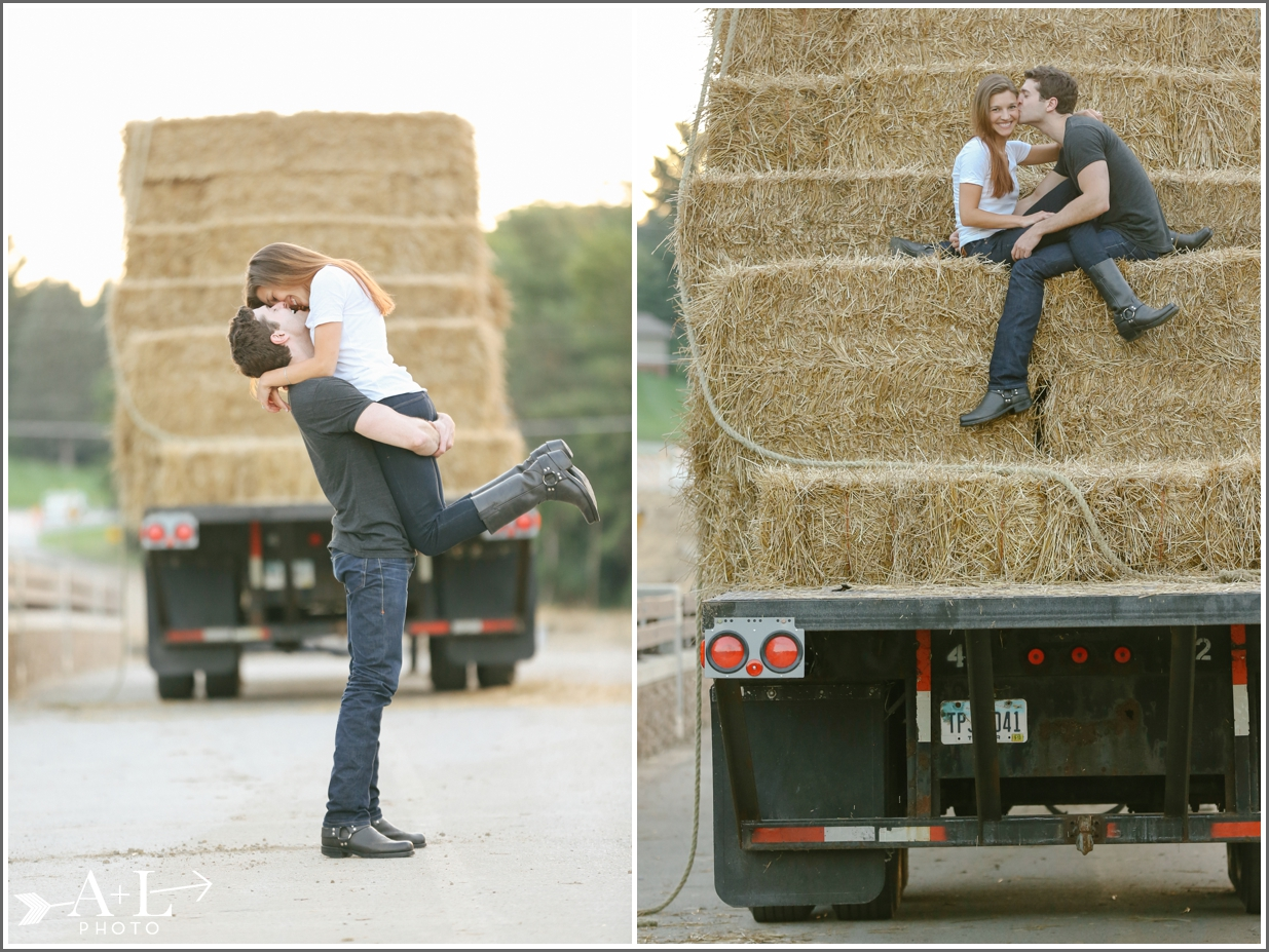 Powell Engagement Session