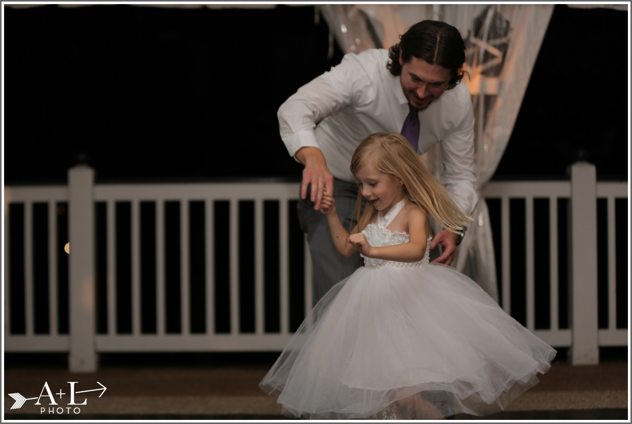 Country Club Wedding, Father Daughter Dance