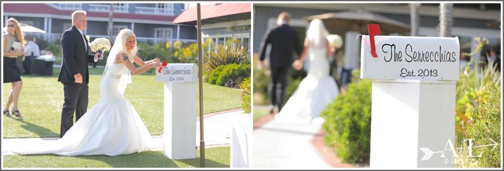 Bridal Mailbox