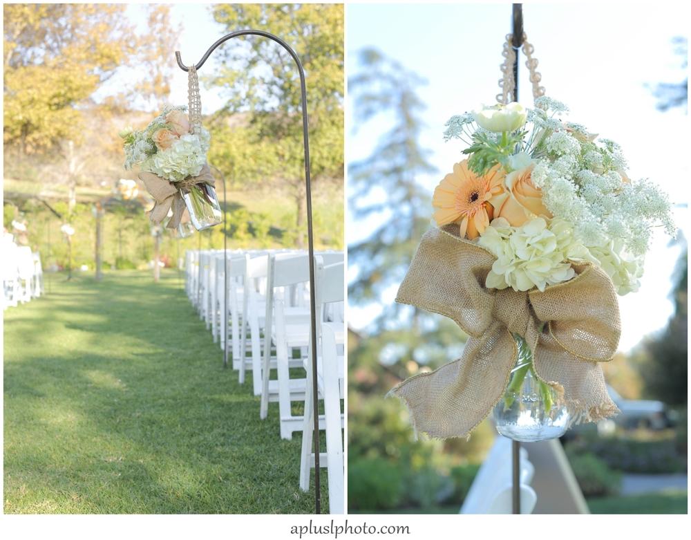 Wedding Bouquet Burlap