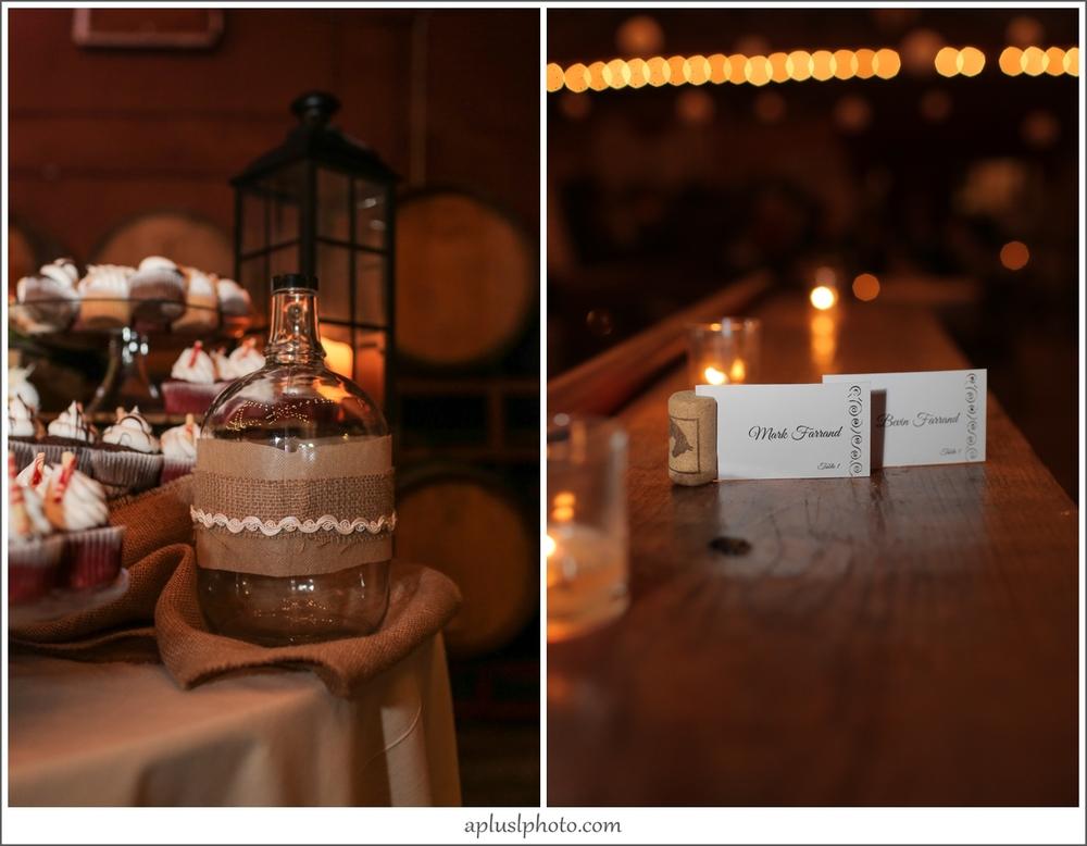Winery Inspired Wedding