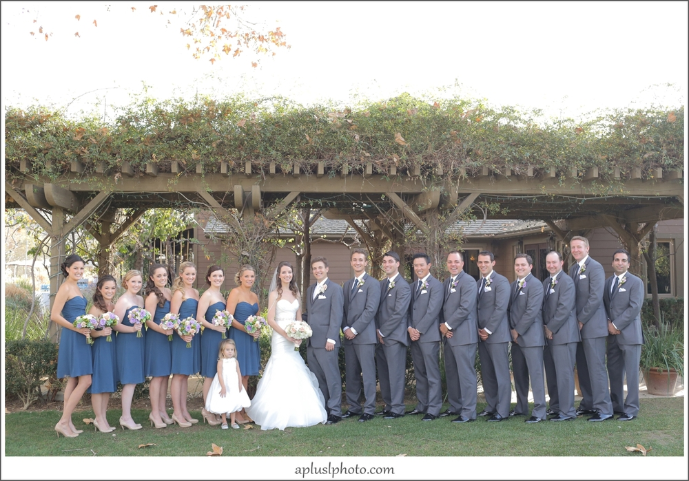 Arroyo Trabuco Golf Club Wedding