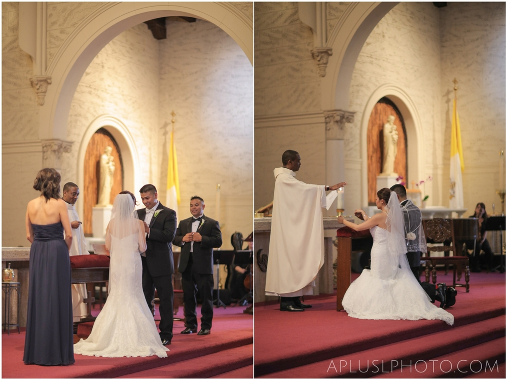 St Josephs Wedding Ceremony