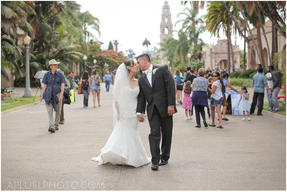 Southern California Wedding Photographer - A Plus L Photo