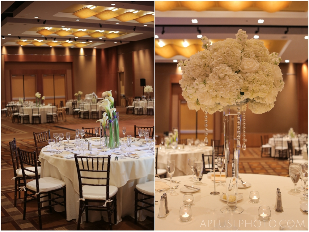 White Elegant Wedding Decor