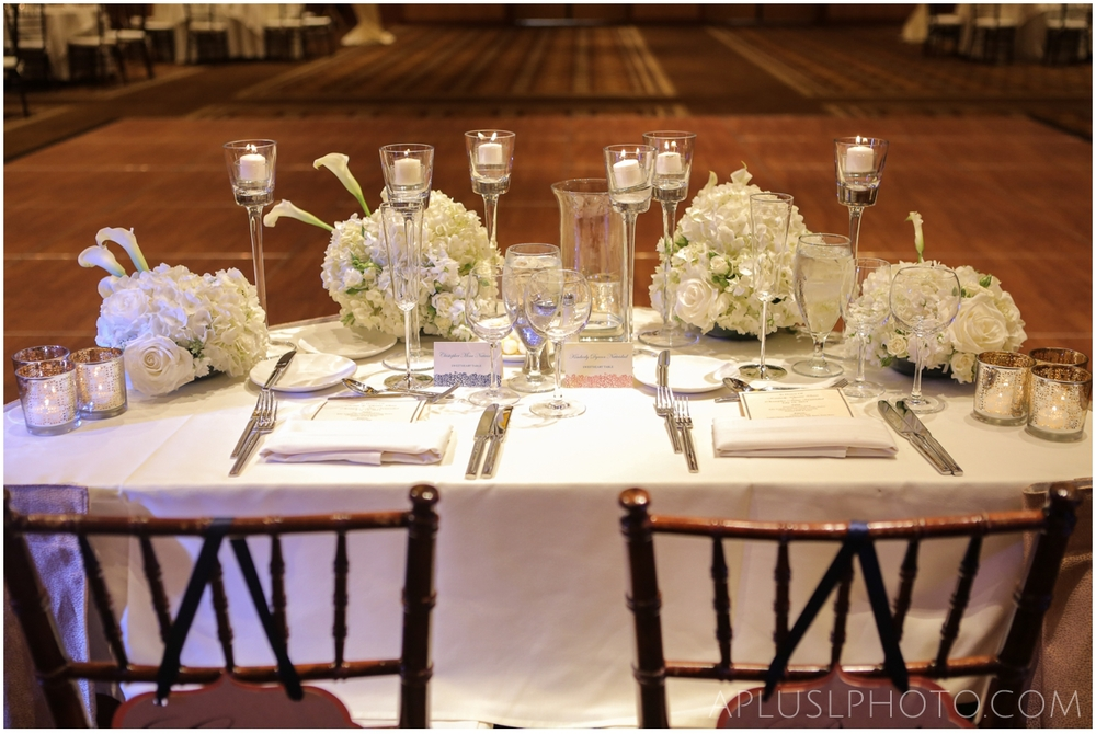 Sweetheart Table Southern California - A Plus L Photo