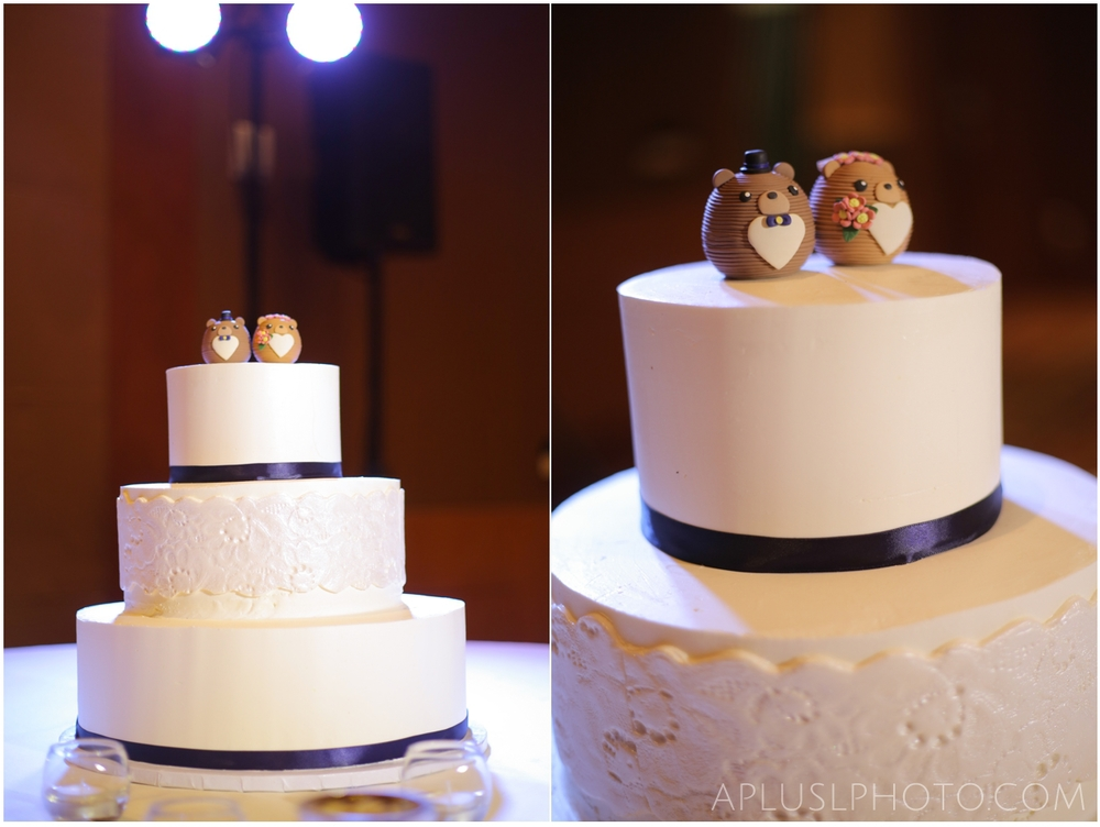 Wedding Cake - Southern California Wedding