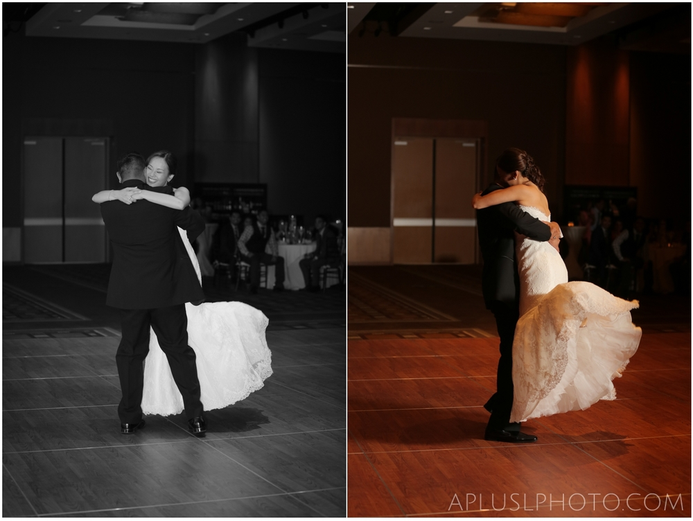 First Dance - A Plus L Photo