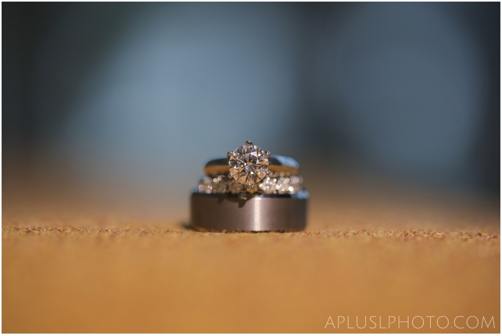 Wedding Ring Shot - A Plus L Photo