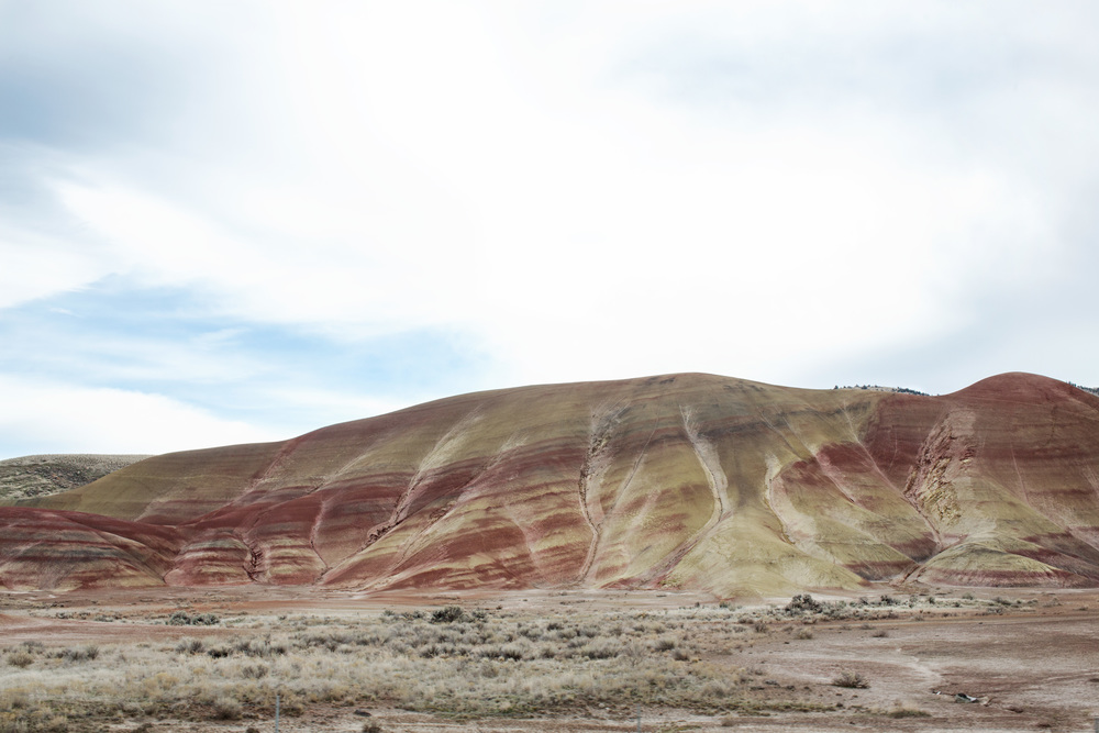 The Painted Hills Oregon: A Plus L Photo