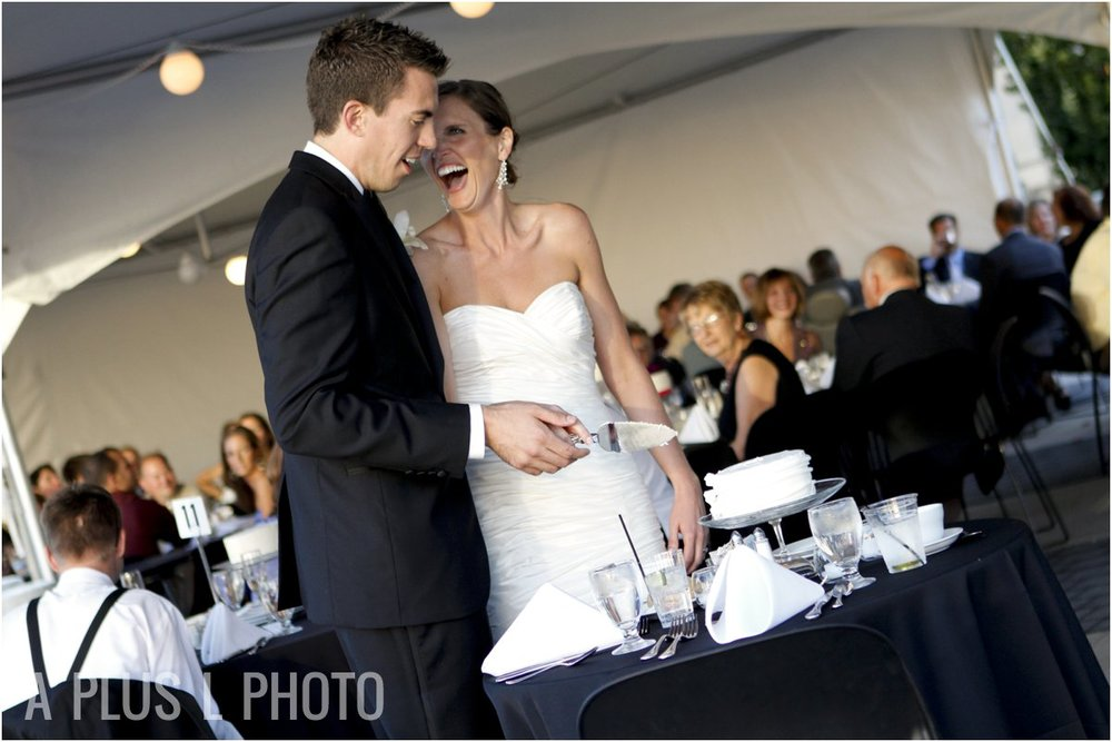 COSI Wedding | Columbus Ohio | A Plus L Photo