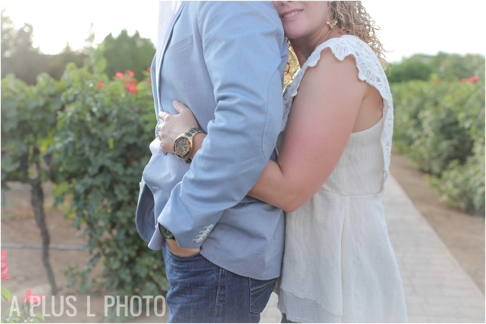Summer Engagement Session In Southern California | A Plus L Photo