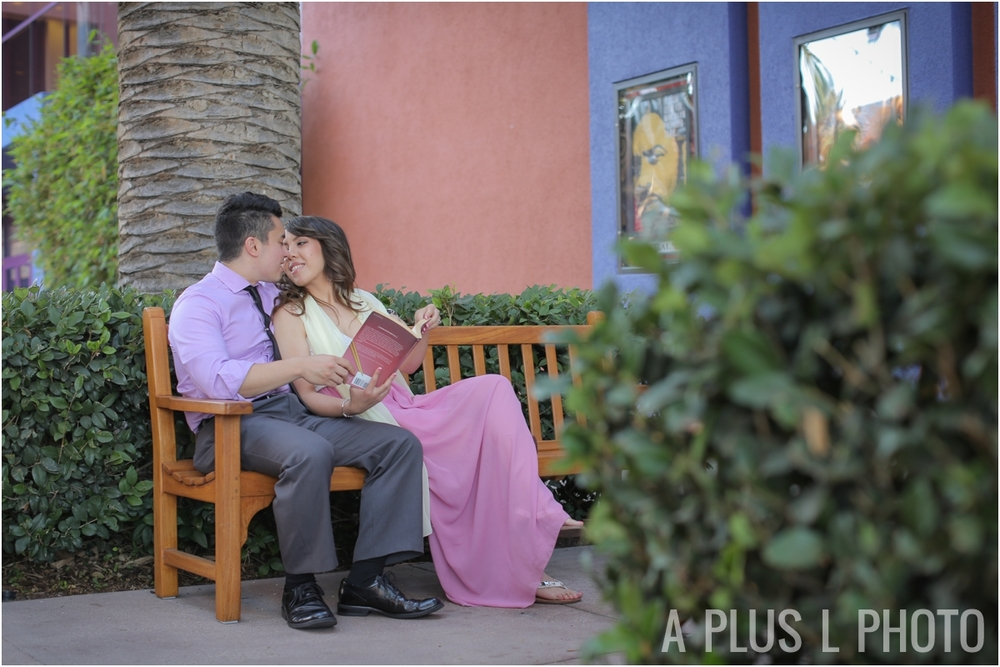 Southern California Engagement Session | A Plus L Photo