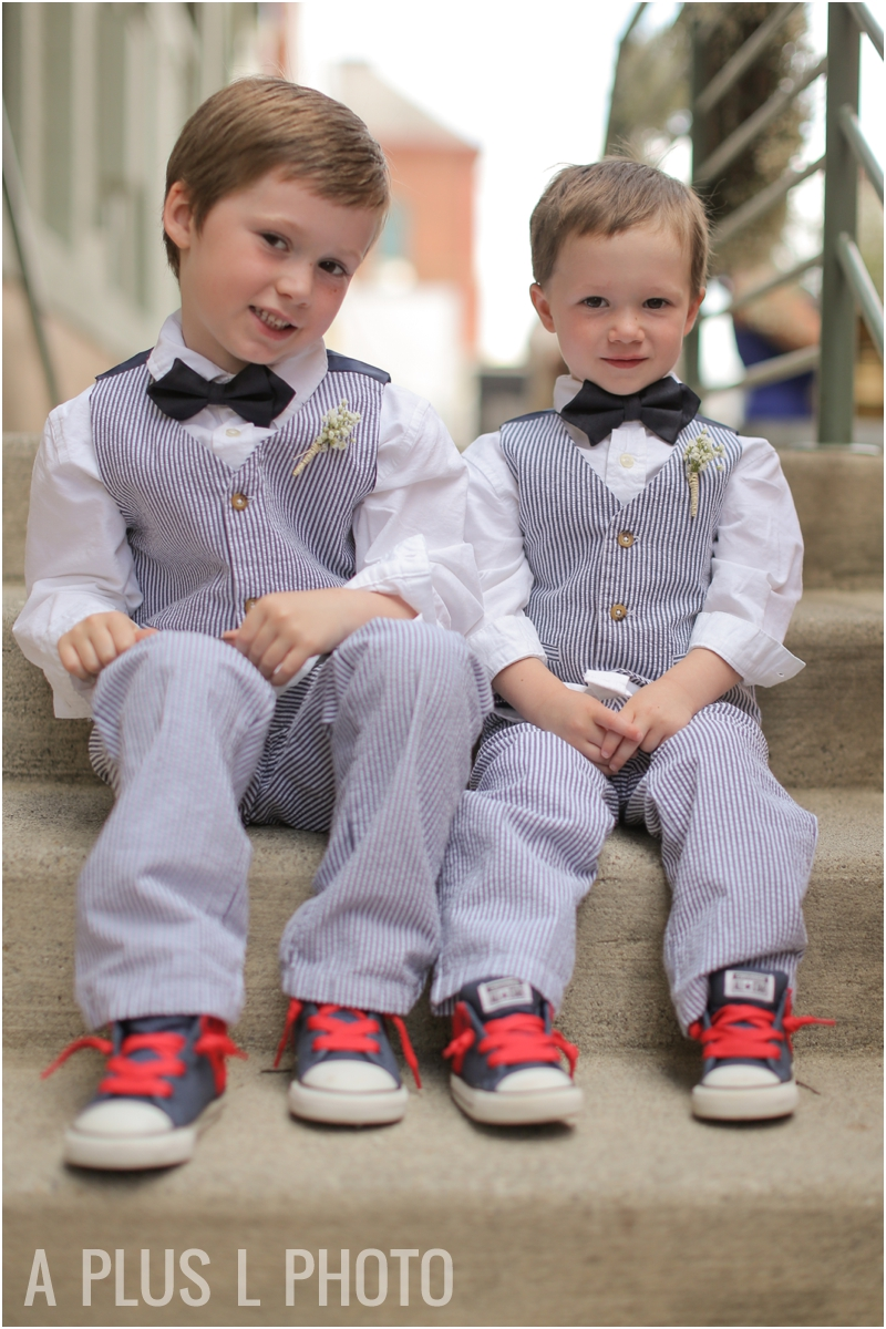 Ring Bearer Outfit | A Plus L Photo | Portland, OR Wedding Photographers