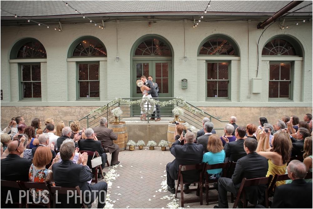 Via Vecchia Winery Wedding | Outdoor Wedding | A Plus L Photo | Portland, OR Wedding Photographers