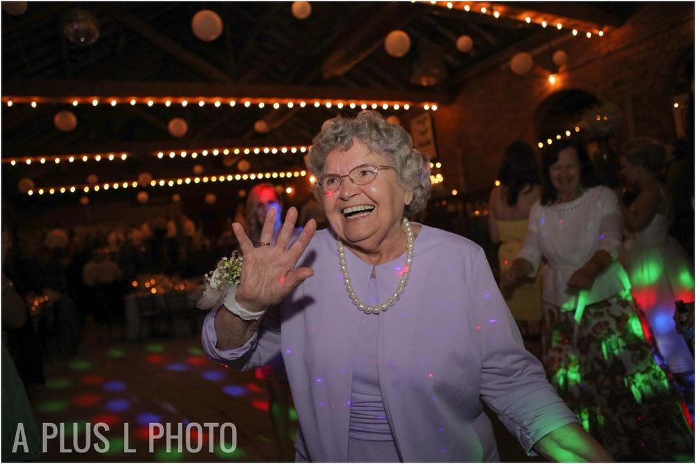 Weddding Dancing | Via Vecchia Winery Wedding | A Plus L Photo | Portland, OR Wedding Photographers