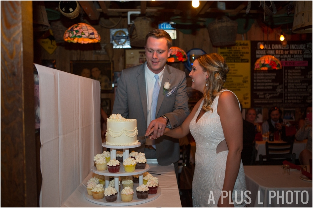 Las Vegas Wedding Cupcakes - A Plus L Photo