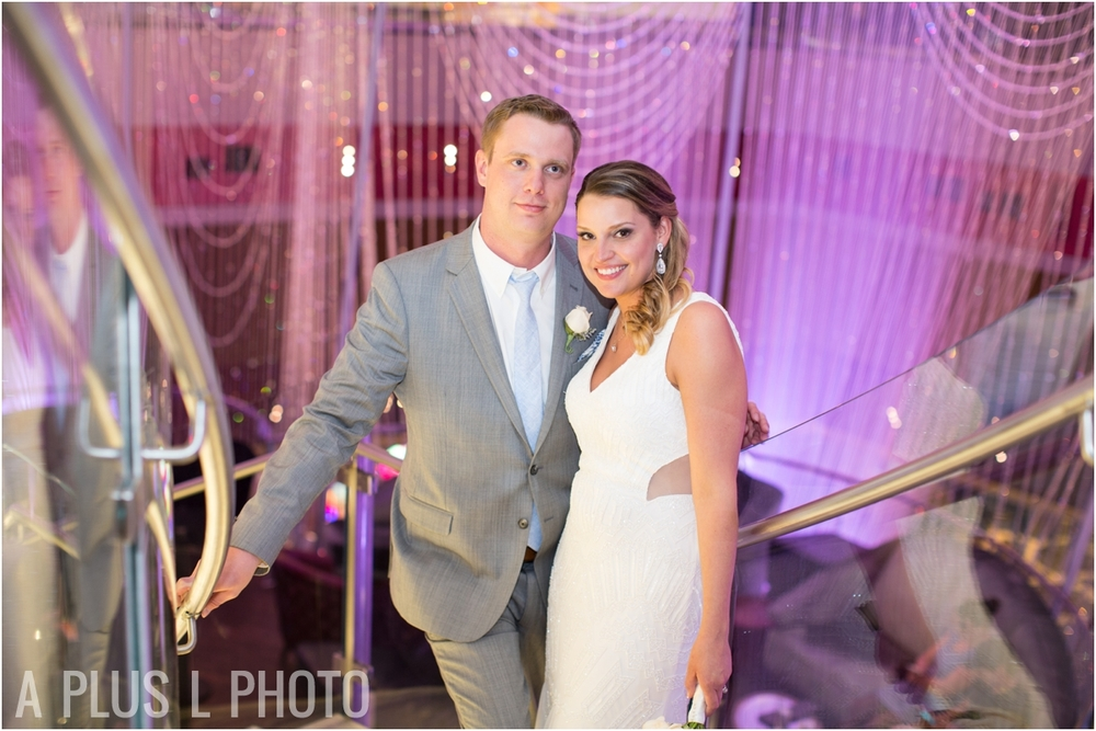 Las Vegas Intimate Wedding - Cosmopolitan - A Plus L Photo