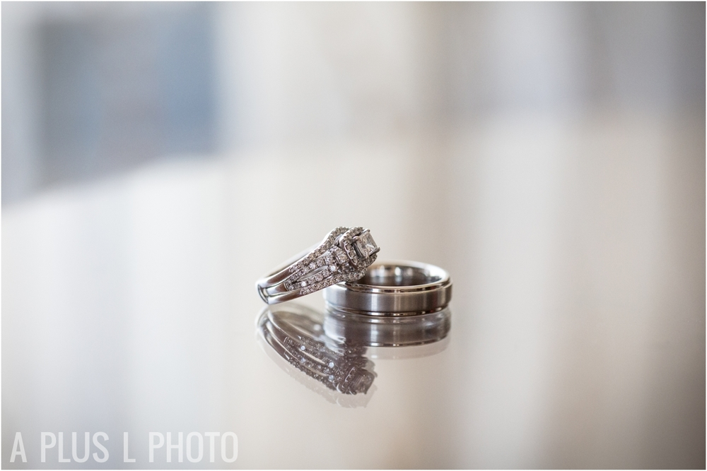 Las Vegas Wedding - Wedding Rings - A Plus L Photo